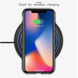 $enCountryForm.capitalKeyWord UK - Newest for Iphone x magnetic cover Tempered Glass Back Cover Metal Bumpers for Goophone phone case
