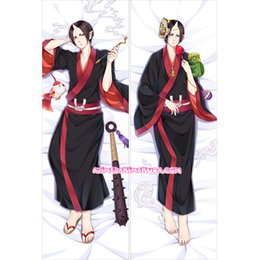 $enCountryForm.capitalKeyWord Australia - Hozuki no Reitetsu Dakimakura Hakutaku Anime Hugging Body Pillow Case Cover