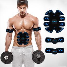 $enCountryForm.capitalKeyWord Australia - New Arrival Ems Wireless Muscle Stimulator Trainer Usb Charging Unisex Body Smart Fitness Abdominal Training Electric Device J190706