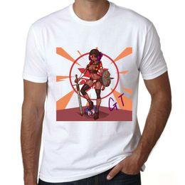 $enCountryForm.capitalKeyWord Australia - GT t shirt Team Fortress guard short sleeve tees Demoman defend game tops Fadeless print clothing Pure color colorfast modal tshirt