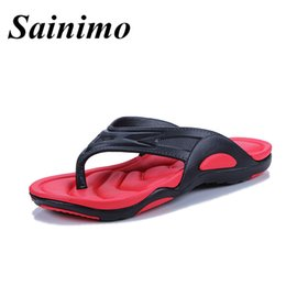 5022ab854a42 Summer Men Casual Sandals Shoes Fashion Flats Casual Sneakers Men Sandals  Sneaker Light Cheap High Quality Slippers For