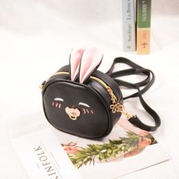 Korean mini Kids handbags online shopping - Korean Children Mini Purse Clutch Handbags Cute Leather Kids Girls School Shoulder Bag Baby Crossbody Bags Gift