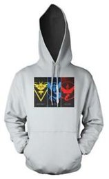 $enCountryForm.capitalKeyWord Australia - POKEY GO CHOOSE YOUR TEAM INSTINCT HOODIE HOOD KIDS CHILDRENS 3 12 YRS