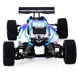 Wholesale Rc Car Wltoys A959 2 .4g 1  18 Scale Remote Control Off -Road Racing Car High Speed Stunt Suv Toy Gift for Boy Rc Mini Remote Car