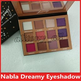 $enCountryForm.capitalKeyWord Australia - 2019 NABLA Dreaming 12colors Eyeshadow Palette Shimmer Matte Eye Shadow Make up Cosmetics High quality free shipping