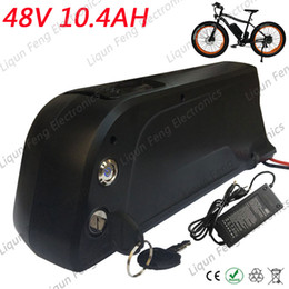 $enCountryForm.capitalKeyWord Australia - Scooter New water bottle battery 500W 750W Electric Bike battery 48V 10AH Lithium with BMS 54.6V 2A charger Free shipping.