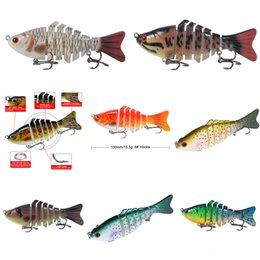 baiting suit Australia - ZRwbt metal fishing colorful sequin Outdoor suit bionic iron luya fake bait fishing bait