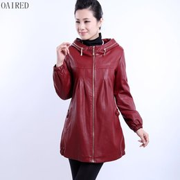 7e35578a2 Red Leather Motorcycle Jacket Women NZ | Buy New Red Leather ...