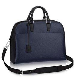$enCountryForm.capitalKeyWord UK - Harington Bowling Bag M53412 Men Messenger Bags Shoulder Belt Bag Totes Portfolio Briefcases Duffle Luggage