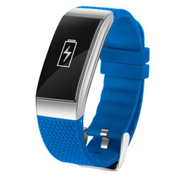 Watch long bracelet online shopping - DB07 healthy intelligence ECG Bracelet fashion long standby IP68 waterproof filter ECG cycle detection watch wristband