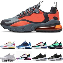 women athletic air shoes Australia - Designer React Trainers Running Shoes Max Mens Women Bauhaus Hyper Jade Phantom Multi Athletic 2020 New Air Unisex Shoes Sneakers