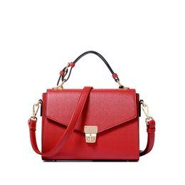 Small fat online shopping - Where Rothman new Messenger bag handbag pu small square bag Korean handbag shoulder bag fashion a generation of fat