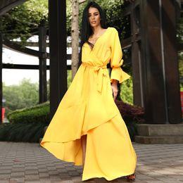 5be9535e2001 New Brand spring Women Casual flare Sleeveless Long Dresses Girl Fashion  Maxi Beach Dress Women Dresses Maxi Dresses long skirt