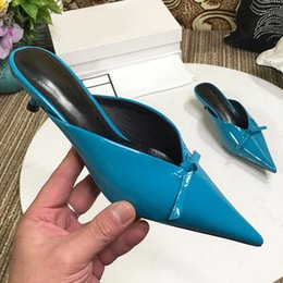 $enCountryForm.capitalKeyWord Australia - 2019 spring new classic classic highclass elegant evening shoes elegant ladies highheeled patent leather womens highheeled sandals with qo