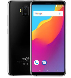 """Wholesale AllCall S1 5000mAh 3G Smartphone 5.5"""" Android 8.1 MT6580 Quad Core 2GB+16GB 13MP+2MP Dual Rear Cam 5000mAh Face Beauty Cellphone"""