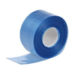 $enCountryForm.capitalKeyWord UK - W5254 200pcs box Plastic Disposable Covers for Glasses Legs Slender Bag Hair Coloring Dyeing DIY Tool Colorante Tenido Bricolaje Herramienta