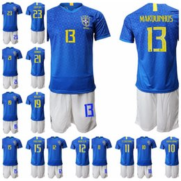 $enCountryForm.capitalKeyWord Australia - new Free shipping 2020 player version Brazil soccer jersey home away Marcelo PELE OSCAR D.COSTA DAVID LUIZ top quality football soccer shirt