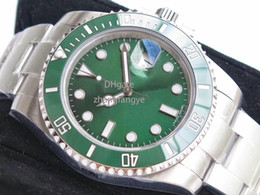 $enCountryForm.capitalKeyWord Australia - 12Mens Watches Luxury watch V8 904L 116610LN ETA 2836 Automatic Mechanical Watch Black Ceramic Frame Luminous Diving Watch DHL Free Shipping