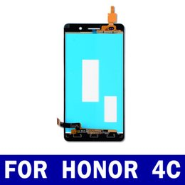 Panels for mobile Phones online shopping - Mobile Phone LCDs Touch Screen Digitizer for Huawei Honor C LCD Display For Huawei G Play Mini Ypf27