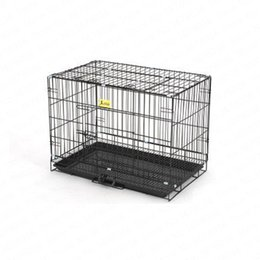 $enCountryForm.capitalKeyWord Australia - Teddy Dog Cage Golden Hair Samoyed Large Iron Pet Small Kennels Puppy Supplies Crate Outdoor Fence Crate Pet Supplies Cat