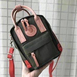 $enCountryForm.capitalKeyWord Australia - Kids Designer Backpack Luxury Letter Acne&Fjallraven Bags for Childs Sports Cute Girls Handbag Trendy Boys Street Bags 2019 New 5 Options