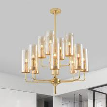 Lighting Luminaries online shopping - Nordic Chandelier Lighting Post modern Luxury Hang Lamp Glass Pendant Lamp Living Room Dining Room Lights Home Decor Luminaries