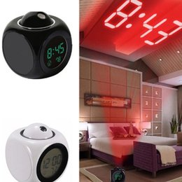 $enCountryForm.capitalKeyWord NZ - Multifunction Digital Alarm Clock With Voice Talking LED Projection Temperature