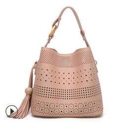 NEONOE shoulder bags Noé leather bucket bag women famous brands designer  handbags high quality flower printing crossbody bag purse TWIST 02 a9b4d69318cd7