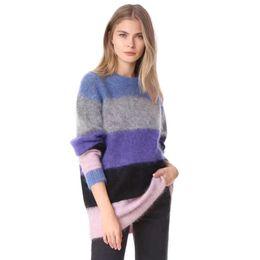 522d4b508 18FW Neue Akne Strickpullover Frauen Dame Mädchen Lässige Pullover  Sweatshirt Pullover Streetwear Pullover Outdoor Albah Mohair