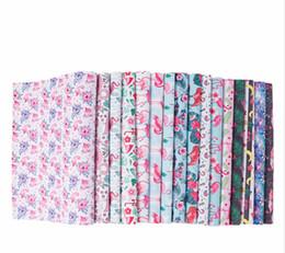 3f1cb0b043978 Großhandel 22 cm   30 cm Flamingo Kunstleder Stoff Blatt Pflanzen Sommer  Pflanzen Gedruckt PU Material DIY Hairbows Taschen Nähmaterialien