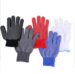 plain white screen UK - Outdoor mountaineering non-slip gloves catch fish gloves sports breathable summer sun protection men and women cycling gloves screen glove
