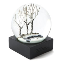 $enCountryForm.capitalKeyWord Australia - Four Seasons Crystal Ball Glass Snowflake Glass Globe Old Water Polo Festival Supplies Arts Crafts Gifts Free DHL 456