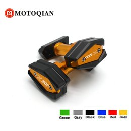 Motor fairings online shopping - For Z1000 Z Motorcycle Falling Protection Frame Slider Fairing Guard Crash Pad Protector Motor