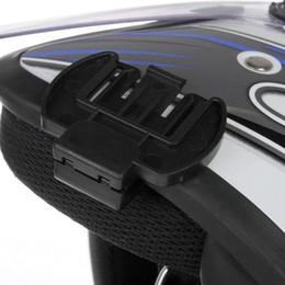 $enCountryForm.capitalKeyWord Australia - V6 Accessories Microphone Speaker And Clip Only Suit For V6-1200 Helmet Intercom Motorcycle Bluetooth Interphone 3.5Mm Jack Pl