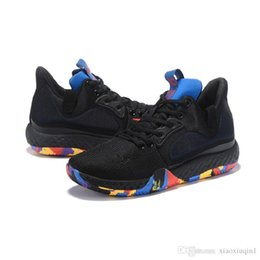 443922b5a05a New KD trey 6 Mens basketball shoes for sale MVP BHM colorful black gold  Kevin Durant Vi kids boots sneakers with original box