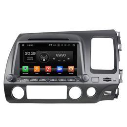"$enCountryForm.capitalKeyWord Australia - 4GB RAM 64GB ROM Android 8.0 HD 2 din 8"" Car DVD GPS for Honda Civic Right 2006 2007 2008 2009 2010 2011 Radio Bluetooth USB Mirror-link"