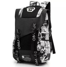 Backpack Canvas Bag Laptop UK - Hot Selling Canvas High-capacity Backpack Popular School Bags Student Waterproof Laptop Bags Travel Camping Bags Birthday Gift Free Shipping
