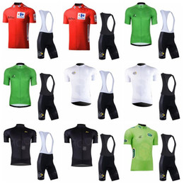 $enCountryForm.capitalKeyWord Australia - TOUR DE FRANCE team Cycling Short Sleeves jersey (bib) shorts sets Quick Dry Ropa Ciclismo Summer MTB Bike Cycling Clothing 90433J