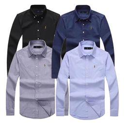 b2fe1fc671 2019 dos homens de negócios da marca casual camisa de manga longa listrada  slim fit camisa masculina social masculino t-shirts nova moda homem  verificado ...