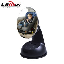 $enCountryForm.capitalKeyWord NZ - nterior Mirrors Rotation Car Baby Mirror Acrylic Suction Back View Rearview Mirror Baby Rear Ward Facing Kids Infant Auto Safety Accessor...