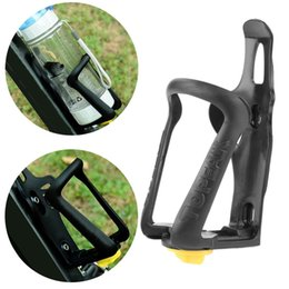 Water Bottle Cages For Bicycles Australia - Lightweight Water Bottle Holder Plastic Bicycle Bottle Bracket Durable Drinking Cup Rack Cage for Cycling Mountain Bike #672091