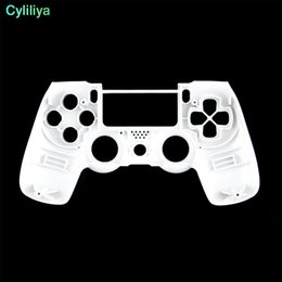 $enCountryForm.capitalKeyWord Australia - Front Housing Shell Case For PlayStation 4 for PS4 Controller DualShock 4 New Brand New & High Quality