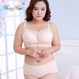11d8aaacb31 Super size underwear suit lace big size bra set Fat MM200 Jin plus women  plus bra set lingerie femme 110E 115E 120E