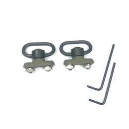 $enCountryForm.capitalKeyWord UK - M-Lok Standard QD Sling Swivel For Handguard Adapter Rail Mount Kit (QD Swivel Included) Hunting Scope Accessories Flat Dark Earth Colo
