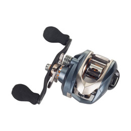 $enCountryForm.capitalKeyWord UK - DA2000 Ultralight All metal fishing reel Double brake Black fishing Water droplets wheel Speed ratio: 7.2:1 Carbon rocker