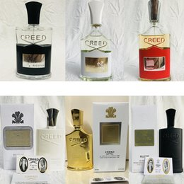 Alta qualità Creed Aventus / Creed Aventus Per Lei / Millesime Imperiale / Nero IRISH TWEED / Creed nastro Mountain Water / Creed vichingo Profumi in Offerta