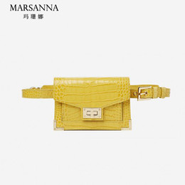women belts vintage Australia - Waist Bag Women Belt Bag Fashion Vintage Serpentine Strap Waist Puffs Women Pu Leather Chain For Ladies Shoulder Bags