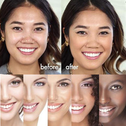 Sun Blocks Australia - Best Flawless Color Changing Foundation Makeup Base Nude Face Liquid Cover Concealer Long Lasting Pre Makeup Sun Block Pores Drop Shipping