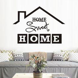 $enCountryForm.capitalKeyWord Australia - 1 Pcs Creative Diy Infinite Sweet Home Decals Removable Vinyl Wall Sticker Kids Room Decoration Art Home Mural Decor Stickers