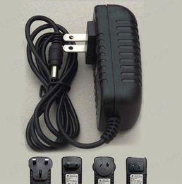 $enCountryForm.capitalKeyWord Australia - Freeshipping Wholesale 10 Pieces AC 100-240V to DC 12V 2A Power Adapter Supply Charger For LED Strips Light EU US AU UK Plug 5.5*2.1mm